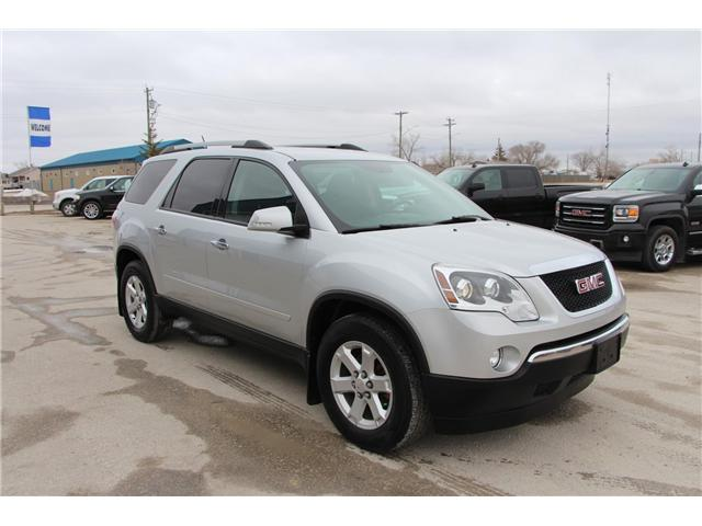 2012 GMC Acadia SLE (Stk: P9072) in Headingley - Image 4 of 19
