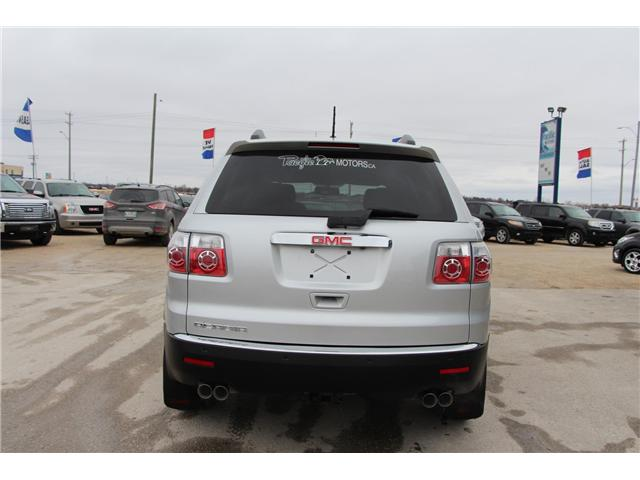 2012 GMC Acadia SLE (Stk: P9072) in Headingley - Image 7 of 19