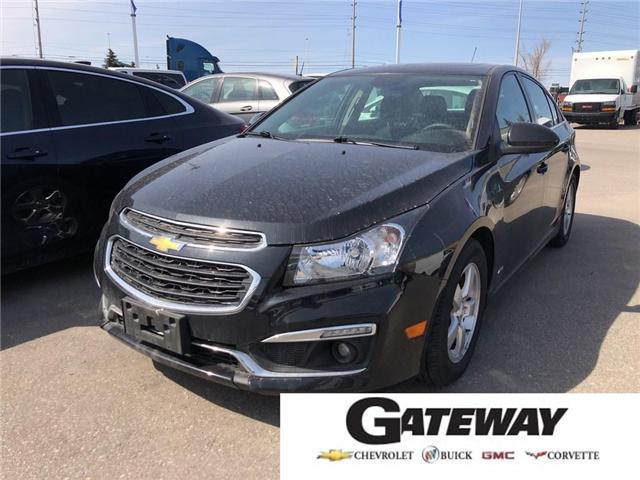 2015 Chevrolet Cruze 2LT|Leather|Sunroof|Rear Camera|Heated Seats| (Stk: 225443A) in BRAMPTON - Image 1 of 1