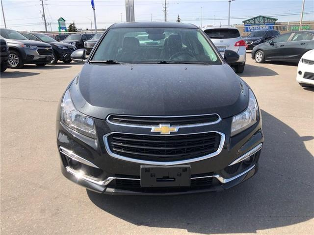 2015 Chevrolet Cruze 2LT|RS|LEATHER|ROOF|BLUETOOTH| (Stk: PA17998) in BRAMPTON - Image 2 of 17