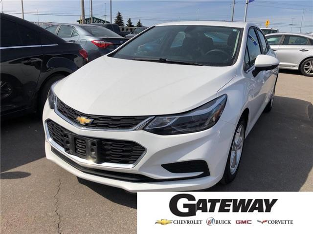 2017 Chevrolet Cruze LT|SUNROOF|ALLOY RIMS|BACK UP CAMERA| (Stk: 591732) in BRAMPTON - Image 1 of 1