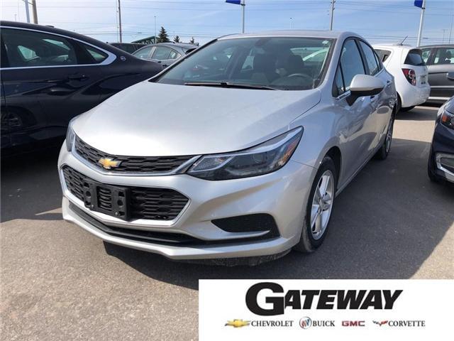 2017 Chevrolet Cruze LT|SUNROOF|ALLOY RIMS|BACK UP CAMERA| (Stk: 590460) in BRAMPTON - Image 1 of 1