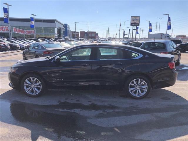 2018 Chevrolet Impala LT V6 ROOF HEATED SEATS HEATED STEERING WHEEL  (Stk: PA17905) in BRAMPTON - Image 7 of 19