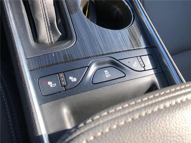 2018 Chevrolet Impala LT V6 ROOF HEATED SEATS HEATED STEERING WHEEL  (Stk: PA17905) in BRAMPTON - Image 17 of 19