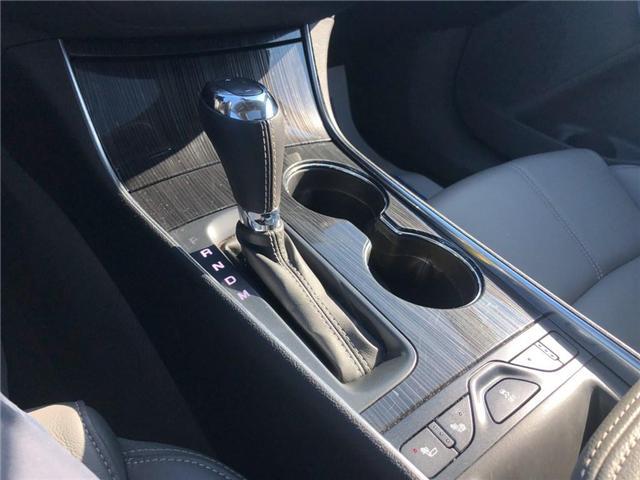 2018 Chevrolet Impala LT V6 ROOF HEATED SEATS HEATED STEERING WHEEL  (Stk: PA17905) in BRAMPTON - Image 18 of 19