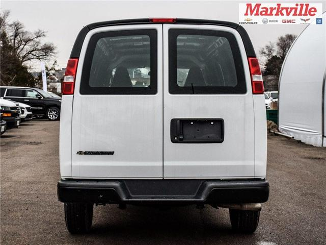 2018 Chevrolet Express 2500 CARGO-GM CERTIFIED PRE-OWNED (Stk: P6250) in Markham - Image 6 of 24