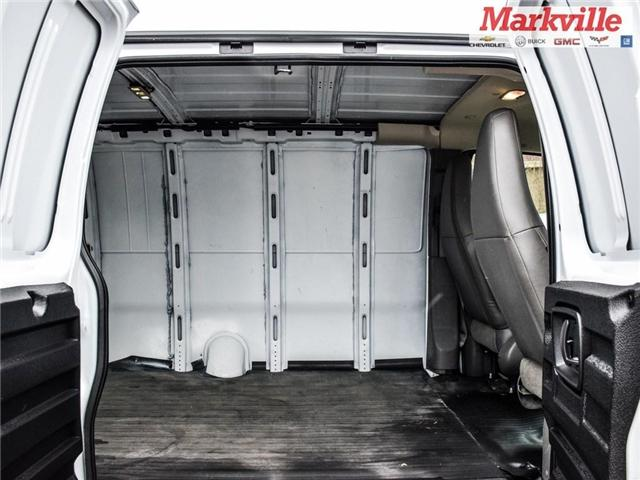 2018 Chevrolet Express 2500 CARGO-GM CERTIFIED PRE-OWNED (Stk: P6250) in Markham - Image 23 of 24