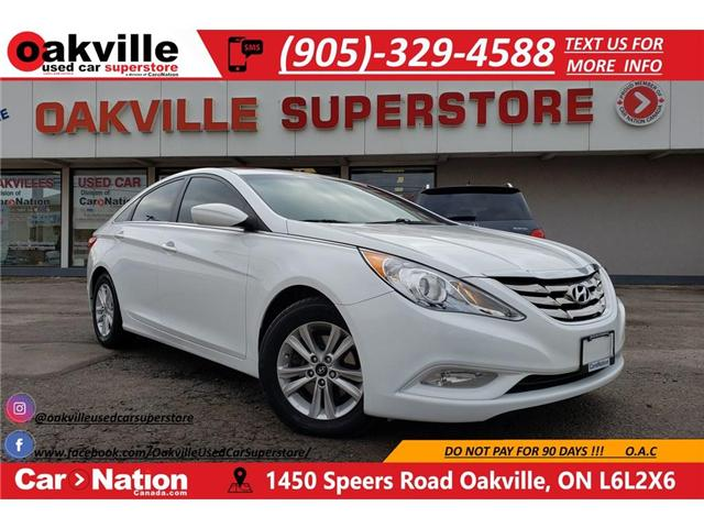 2013 Hyundai Sonata GLS | SUNROOF | HEATED SEATS | GREAT VALUE (Stk: P11591A) in Oakville - Image 1 of 23