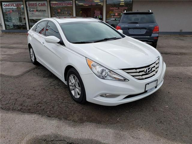 2013 Hyundai Sonata GLS | SUNROOF | HEATED SEATS | GREAT VALUE (Stk: P11591A) in Oakville - Image 2 of 23