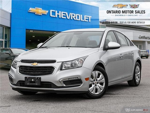 2015 Chevrolet Cruze 1LT (Stk: 254868A) in Oshawa - Image 1 of 36