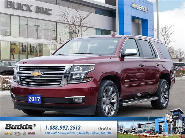 2017 Chevrolet Tahoe Premier (Stk: R1408) in Oakville - Image 1 of 26