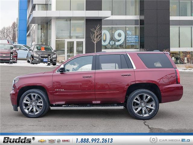 2017 Chevrolet Tahoe Premier (Stk: R1408) in Oakville - Image 2 of 26
