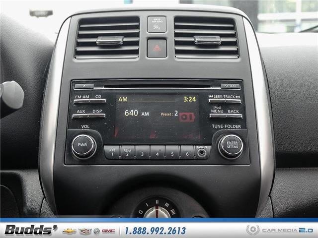 2015 Nissan Micra SR (Stk: XT9047AA) in Oakville - Image 16 of 25