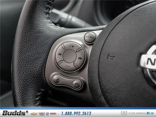 2015 Nissan Micra SR (Stk: XT9047AA) in Oakville - Image 21 of 25