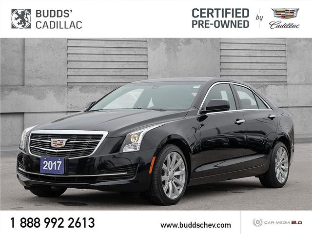 2017 Cadillac ATS 2.0L Turbo (Stk: AT7043L) in Oakville - Image 1 of 25