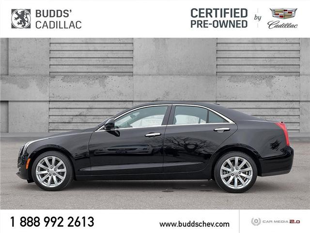 2017 Cadillac ATS 2.0L Turbo (Stk: AT7043L) in Oakville - Image 2 of 25