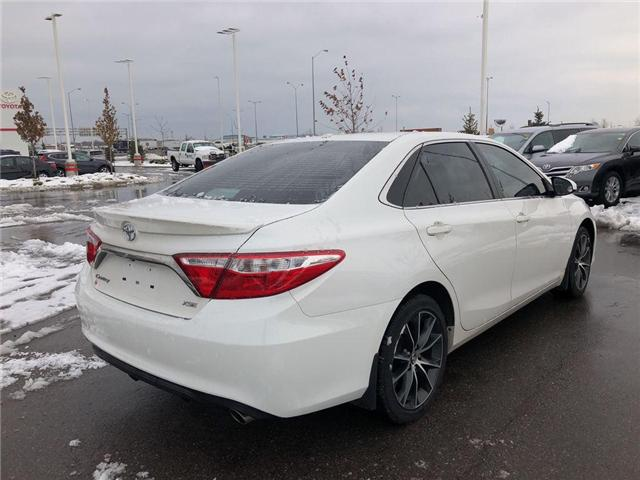 2016 Toyota Camry XSE (Stk: D182776A) in Mississauga - Image 6 of 19