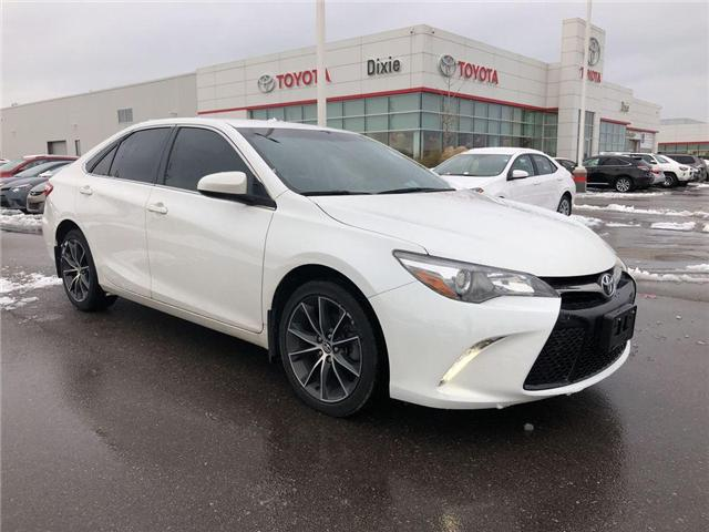 2016 Toyota Camry XSE (Stk: D182776A) in Mississauga - Image 8 of 19