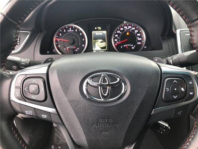 2016 Toyota Camry XSE (Stk: D182776A) in Mississauga - Image 11 of 19