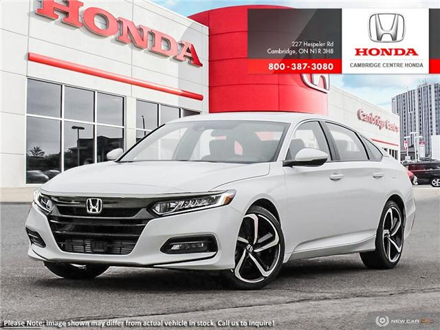 2019 Honda Accord Sport 2.0T (Stk: 19656) in Cambridge - Image 1 of 24
