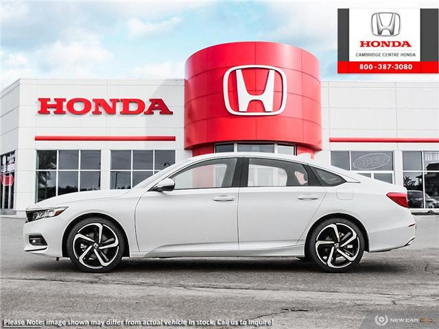 2019 Honda Accord Sport 2.0T (Stk: 19656) in Cambridge - Image 3 of 24