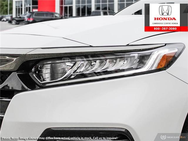 2019 Honda Accord Sport 2.0T (Stk: 19656) in Cambridge - Image 10 of 24
