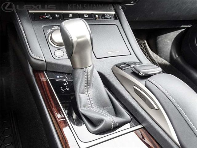 2016 Lexus ES 300h Base (Stk: 16048A) in Toronto - Image 14 of 20