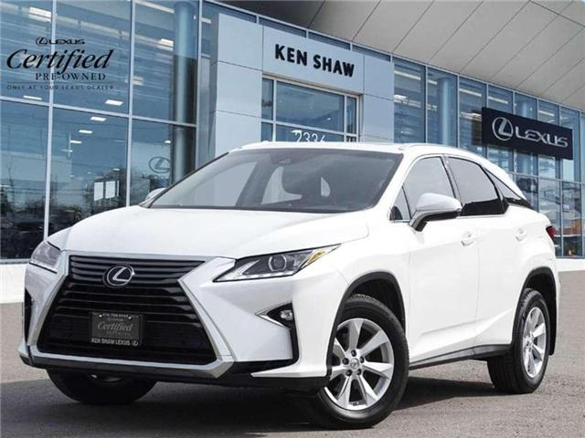 2017 Lexus RX 350 Base (Stk: 16049A) in Toronto - Image 1 of 19