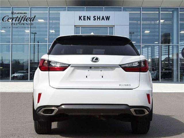 2017 Lexus RX 350 Base (Stk: 16049A) in Toronto - Image 6 of 19