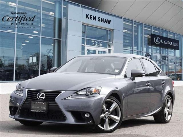 2016 Lexus IS 350 Base (Stk: 16058A) in Toronto - Image 1 of 21