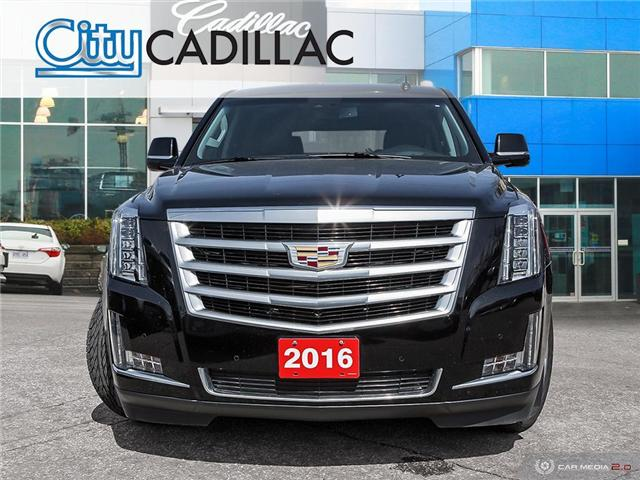 2016 Cadillac Escalade Luxury Collection (Stk: R12201) in Toronto - Image 2 of 28