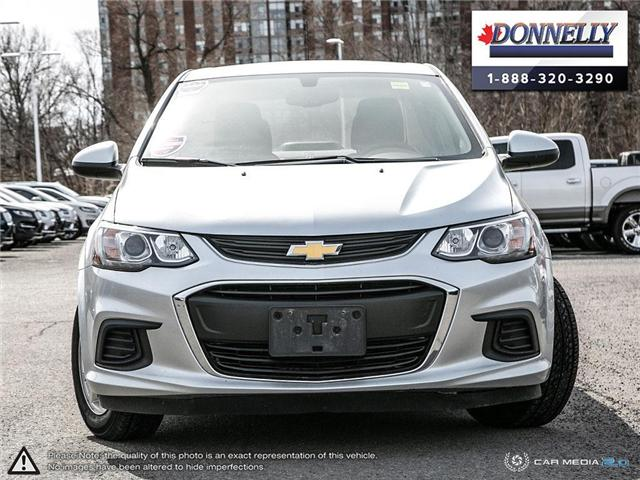 2018 Chevrolet Sonic LT Auto (Stk: PLDUR6078) in Ottawa - Image 2 of 29