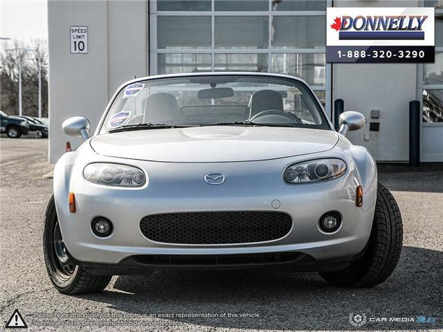 2008 Mazda MX-5 GX (Stk: CLDUR5904A) in Ottawa - Image 2 of 25