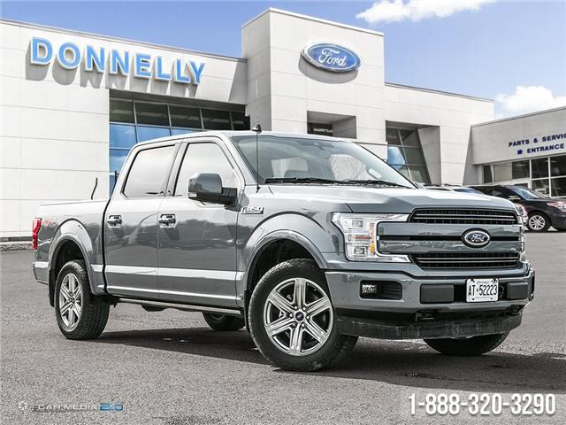 2019 Ford F-150 Lariat (Stk: DS232) in Ottawa - Image 1 of 28