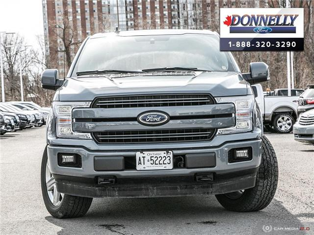 2019 Ford F-150 Lariat (Stk: DS232) in Ottawa - Image 2 of 28