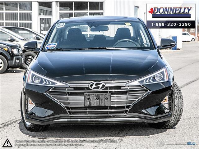 2019 Hyundai Elantra  (Stk: PLDUR6081) in Ottawa - Image 2 of 30