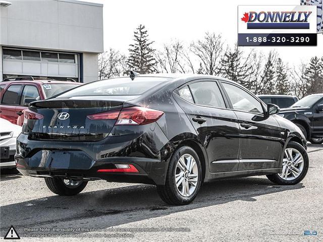 2019 Hyundai Elantra  (Stk: PLDUR6081) in Ottawa - Image 4 of 30