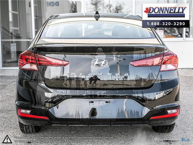 2019 Hyundai Elantra  (Stk: PLDUR6081) in Ottawa - Image 5 of 30