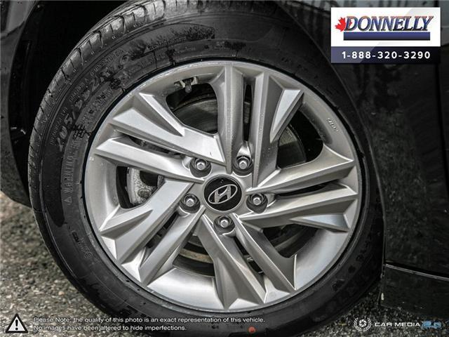 2019 Hyundai Elantra  (Stk: PLDUR6081) in Ottawa - Image 6 of 30