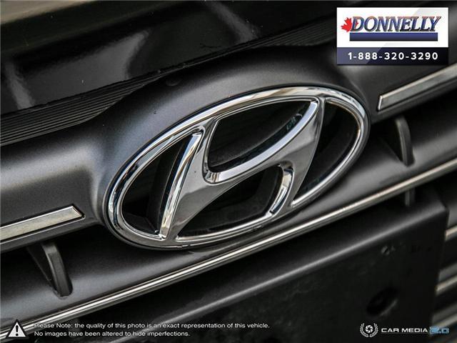 2019 Hyundai Elantra  (Stk: PLDUR6081) in Ottawa - Image 8 of 30