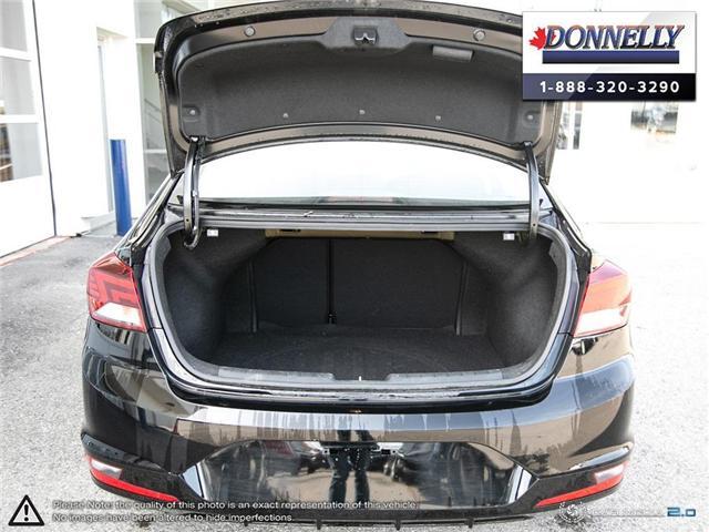2019 Hyundai Elantra  (Stk: PLDUR6081) in Ottawa - Image 10 of 30