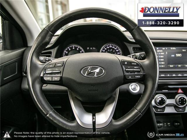 2019 Hyundai Elantra  (Stk: PLDUR6081) in Ottawa - Image 13 of 30