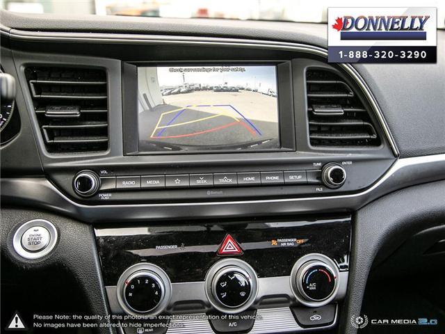 2019 Hyundai Elantra  (Stk: PLDUR6081) in Ottawa - Image 20 of 30
