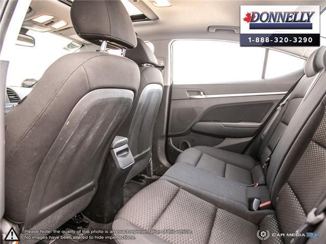 2019 Hyundai Elantra  (Stk: PLDUR6081) in Ottawa - Image 23 of 30