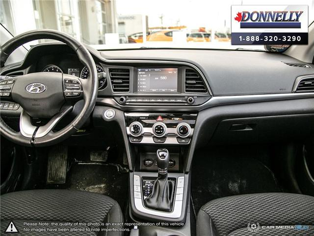 2019 Hyundai Elantra  (Stk: PLDUR6081) in Ottawa - Image 24 of 30