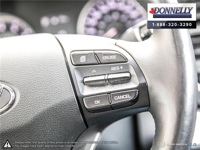 2019 Hyundai Elantra  (Stk: PLDUR6081) in Ottawa - Image 26 of 30