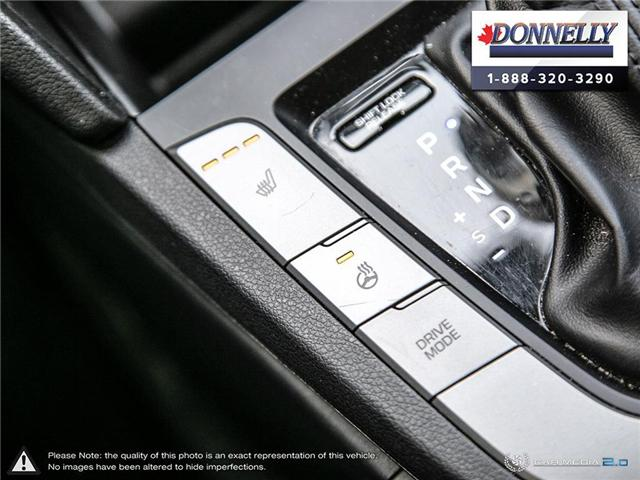 2019 Hyundai Elantra  (Stk: PLDUR6081) in Ottawa - Image 28 of 30
