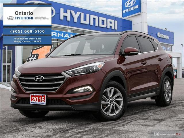 2016 Hyundai Tucson Luxury (Stk: 77668K) in Whitby - Image 1 of 27