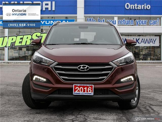 2016 Hyundai Tucson Luxury (Stk: 77668K) in Whitby - Image 2 of 27