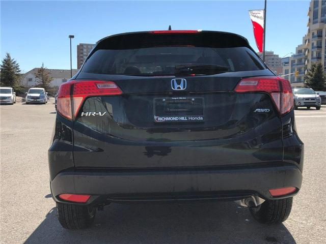 2017 Honda HR-V EX-L (Stk: 2100P) in Richmond Hill - Image 16 of 18